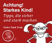 Sicher-Stark-Banner