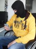 Hacker beim Handycracken Sicher-Stark Team