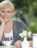 Die SAT1-Moderatorin Karen Heinrichs ist Botschafterin für das Sicher-Stark-Team