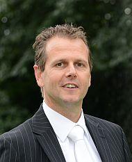 Ralf Schmitz, Trainer für Gewaltprävention beim Sicher-Stark-Team